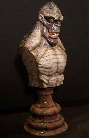 Killer Croc by Perna