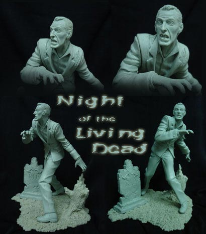 Night of the Living Dead by GEOmetric Design