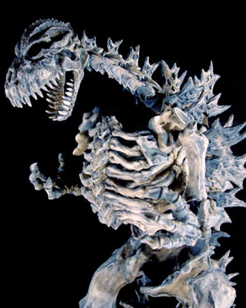 Godzilla\'s Ghost by T\'s Facto