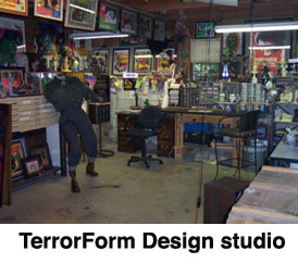 TerrorForm Design Studio